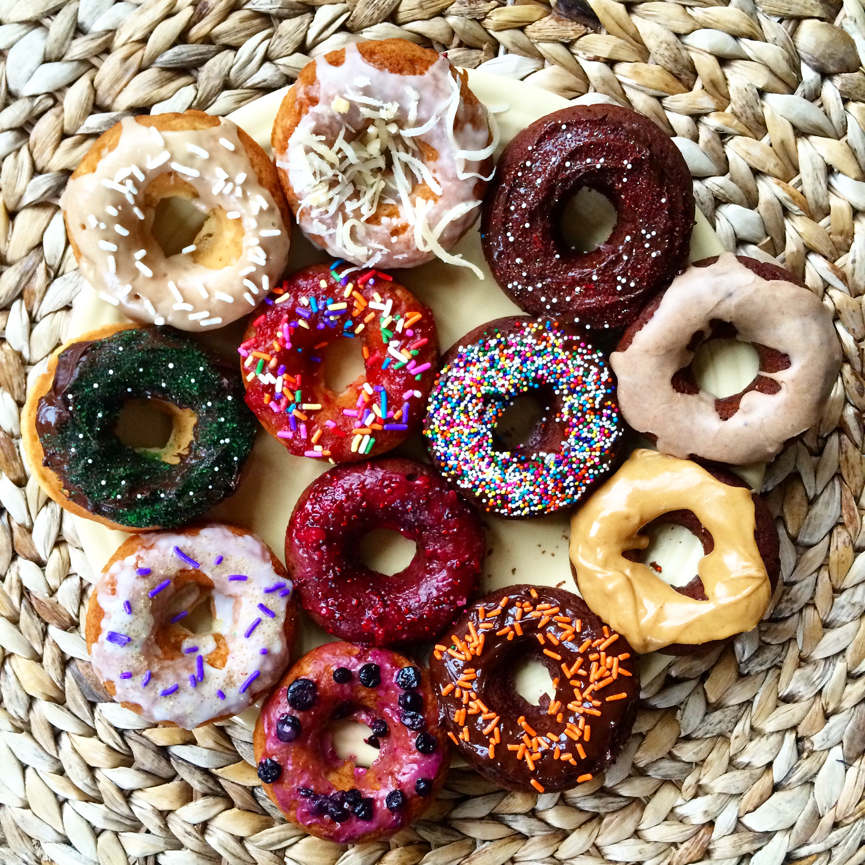 Baker's Dozen Vegan Donut Recipes