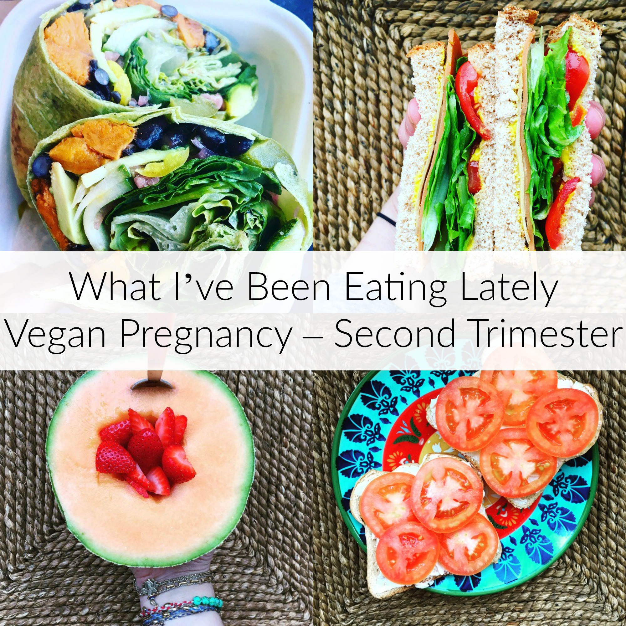 vegan pregnancy meals second trimester  the friendly fig